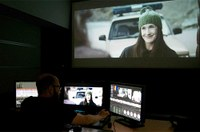 Postproduction of the feature film Nick at Magical Media