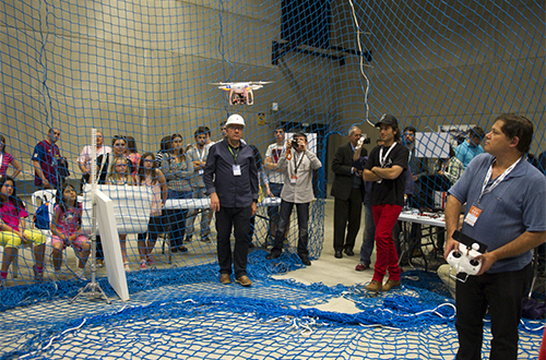 The Lleida Drone meeting, the only one in Spain, grows in its fifth edition